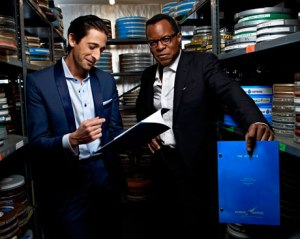 Actor Adrien Brody and screenwriter Geoffrey Fletcher review submissions for the Bombay Sapphire Imagination Series.