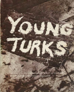 """Young Turks: Documentation and Shooting Script of the Film 'Young Turks' by Stephen Seemayer,"" Astro Artz Publishing (1982)"