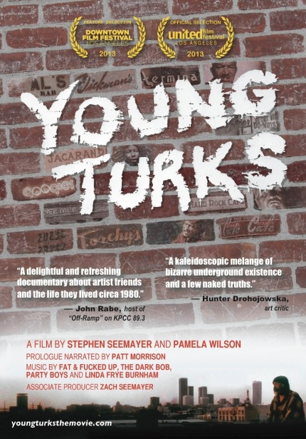 Young Turks DVD
